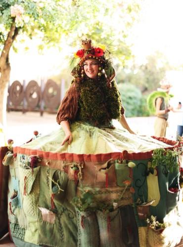 The Nomadik Harvest Dress. Photo: Eric Stoner.