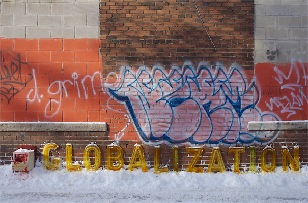 Globalization - Toronto is a global city full of ethic neighborhoods. How long until they all disappear?