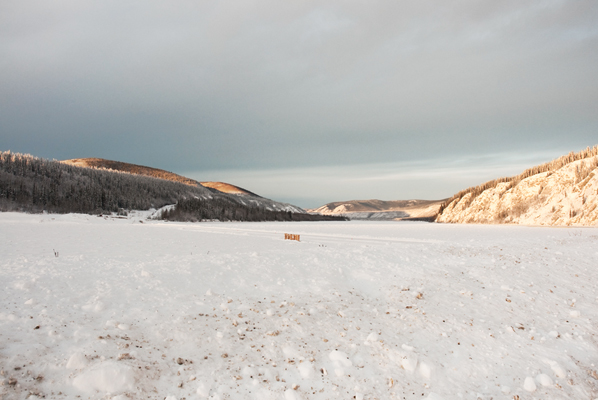 The Legacy, perspective -Dawson City was settled during the Gold Rush. Today it is a tourist destination but the real legacy of this small town lies in it's natural environment.